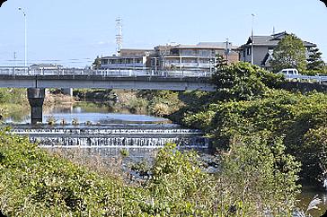 新大正橋 下流