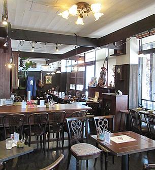 カフェ「あんこ椿」